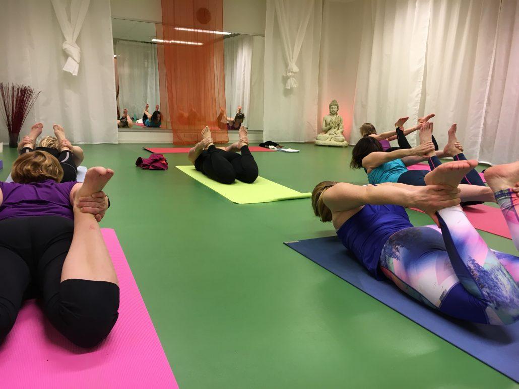 Yoga Ashtanga klass